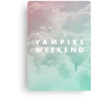 Vampire Weekend III Canvas Print