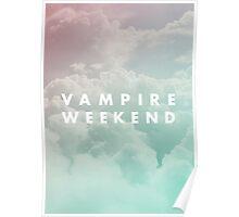 Vampire Weekend III Poster
