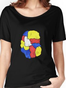 Morphed Mondrian Women's Relaxed Fit T-Shirt