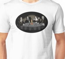Horrific Game of Poker V. 2 Unisex T-Shirt