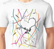 Turkey Abstract Unisex T-Shirt