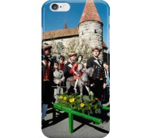 Georgiritt Effeltrich iPhone Case/Skin