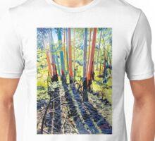 Blue Mountains bush walk Series 3 Unisex T-Shirt