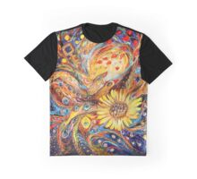 The deep blue evening Graphic T-Shirt