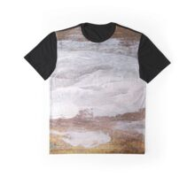 Clouds That Wave Graphic T-Shirt