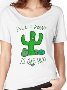 All I Want is ONE Hug Women's Relaxed Fit T-Shirt