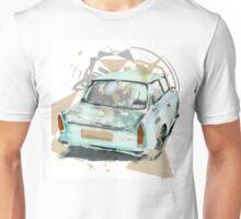 EXPLODING PLASTIC Unisex T-Shirt