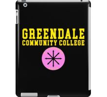 Community - Greendale Community College iPad Case/Skin