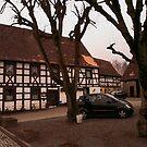 Franconian Village by Franz Roth