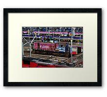 V-line 'Y-class' shunter Framed Print