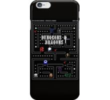 PAC & DRAGONS iPhone Case/Skin