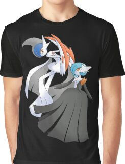 MGallade & MGardevoir Shiny Graphic T-Shirt