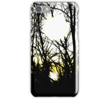 Ascent of the Firefly iPhone Case/Skin