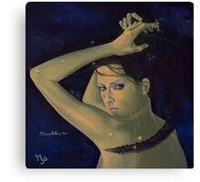 """Capricorn""...from ""Zodiac signs"" series Canvas Print"