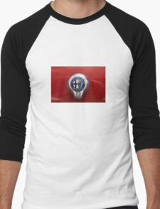 Alfa Romeo Badge Men's Baseball ¾ T-Shirt