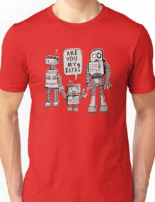 My Data Robot Kid Unisex T-Shirt