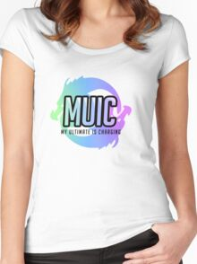 MUIC - Team Gear Women's Fitted Scoop T-Shirt