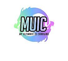 MUIC - Team Gear Photographic Print