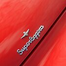 Alfa Romeo Superleggera Badge by Flo Smith