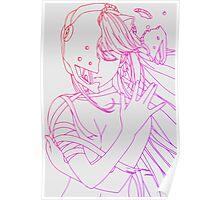 Lucy Anime Manga Shirt Poster