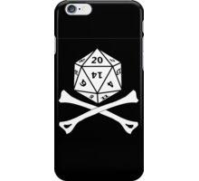 D20 PIRATE iPhone Case/Skin