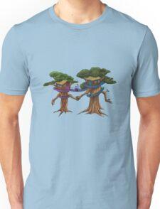 Treehouse in Love Unisex T-Shirt