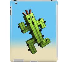 Cactuar Craft iPad Case/Skin