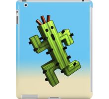 Cactuar Craft iPad Case/Skin