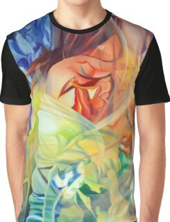In the shadow of your heart, 120-80cm, 2016, oil on canvas Graphic T-Shirt