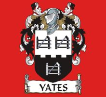 Yates Coat of Arms (Donegal, Ireland) Kids Clothes