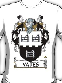 Yates Coat of Arms (Donegal, Ireland) T-Shirt