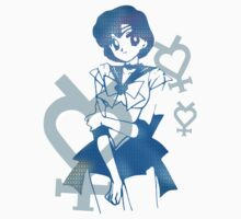 Sailor Mercury by Hisoka