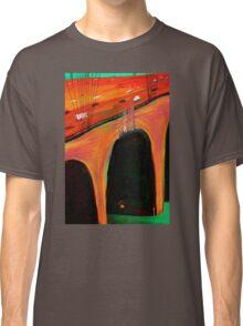 Under the bridge Homeless  Classic T-Shirt