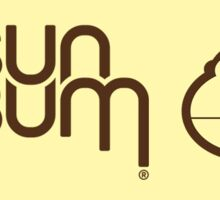 Sun Bum Logo Sticker