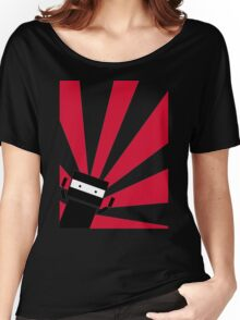 Ninja-Robot Women's Relaxed Fit T-Shirt