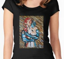 'Beloved'~ 2012 by Denise Vieira Women's Fitted Scoop T-Shirt