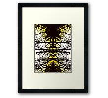 Cicatrix Framed Print