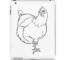 Sassy Chicken iPad Case/Skin