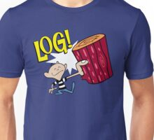 Log! Unisex T-Shirt