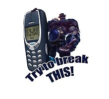 Nokia Braum, Best Braum! Photographic Print