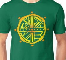 Tribal Circle Sun Unisex T-Shirt