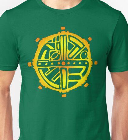 Tribal Circle Sun Unisex T-Shirt
