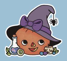 Pumpkin Spice Spell Kids Tee