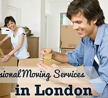 Professional Moving Service in London by movers11