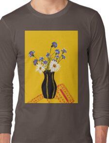 Bright flower bouquet Long Sleeve T-Shirt