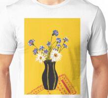 Bright flower bouquet Unisex T-Shirt