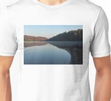 Tranquil Autumn Mirror -  Unisex T-Shirt