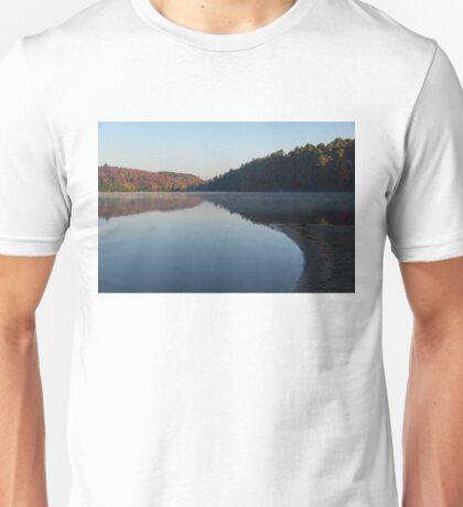 Tranquil Autumn Mirror -  Unisex T-Shirt