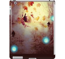 Spooky Forest and Fairy 2 iPad Case/Skin