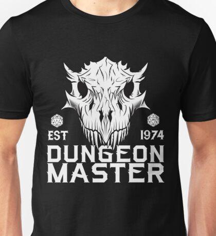 Dungeon Master Est 1974 Unisex T-Shirt